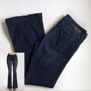 Mavi flared leg jeans!